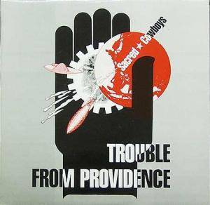Cover - Sacred Cowboys: Trouble From Providence