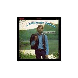 Cover - Eric Andersen: Country Dream, A