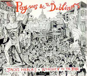 The Pogues & The Dubliners: Jack's Heroes (Single-CD) - Bild 1