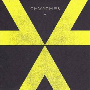 Cover - Chvrches: EP