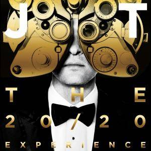 Cover - Justin Timberlake: 20/20 Experience 2 Of 2, The