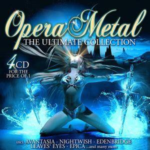 Opera Metal - The Ultimate Collection - Cover
