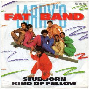 Cover - Fat Larry's Band: Stubborn Kind Of Fellow
