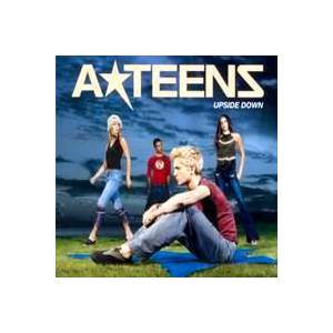 Cover - A*Teens: Upside Down