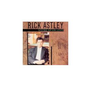 Rick Astley: Giving Up On Love - Cover