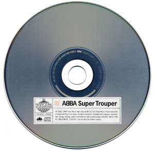 ABBA: Super Trouper (CD) - Bild 3
