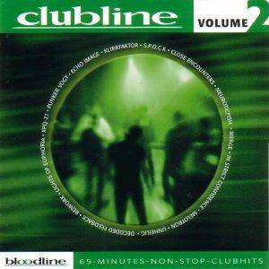 Clubline Volume 2 - Cover