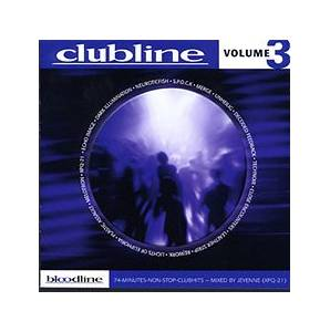 Cover - Echo Image: Clubline Volume 3