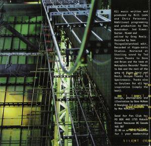 Front Line Assembly: Implode (CD) - Bild 3