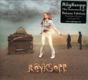 Röyksopp: Understanding, The - Cover