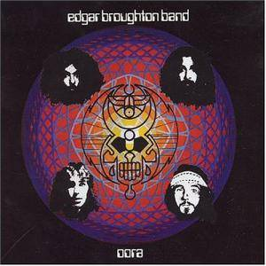 Edgar Broughton Band: Oora - Cover