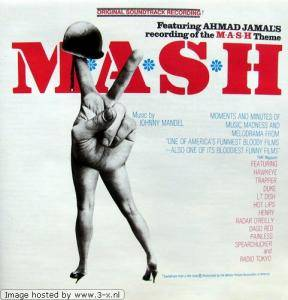 Johnny Mandel: M*A*S*H - Cover
