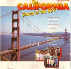 California Sound Of The 60's, The - Cover
