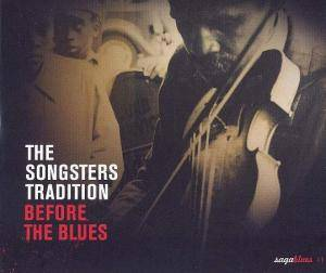 "Cover - Richard ""Rabbit"" Brown: Songsters Tradition - Before The Blues, The"