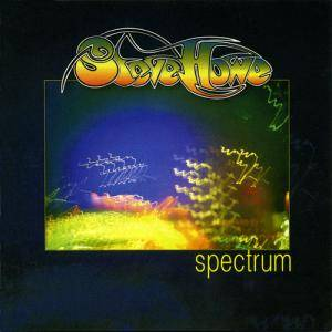 Steve Howe: Spectrum - Cover