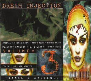 Dream Injection Volume 3 - Cover
