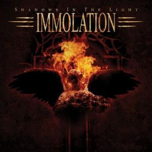 Immolation: Shadows In The Light - Cover