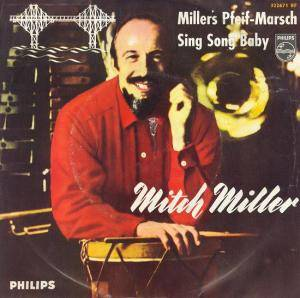 Cover - Mitch Miller: Miller's Pfeif-Marsch (The Whistler And His Dog)