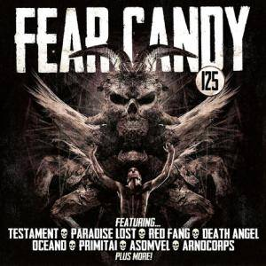 Terrorizer 241 - Fear Candy 125 - Cover