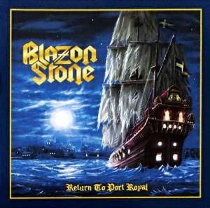 Blazon Stone: Return To Port Royal - Cover