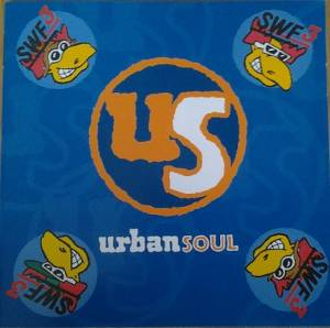 Cover - Groove Corporation, The: Urban Soul