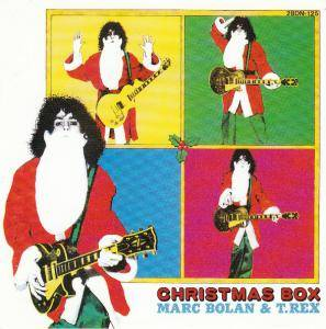 Cover - Marc Bolan & T. Rex: T. Rex Christmas Box