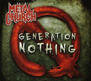 Metal Church: Generation Nothing (CD) - Bild 1