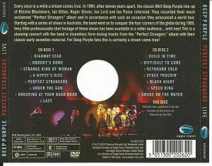 Deep Purple: Perfect Strangers Live (2-CD + DVD) - Bild 2