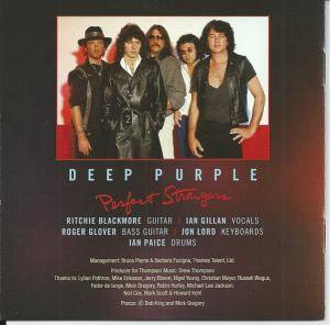 Deep Purple: Perfect Strangers Live (2-CD + DVD) - Bild 3