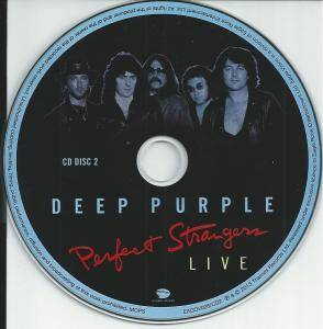 Deep Purple: Perfect Strangers Live (2-CD + DVD) - Bild 5