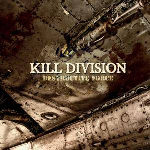 Kill Division: Destructive Force - Cover