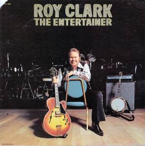 Cover - Roy Clark: Entertainer, The