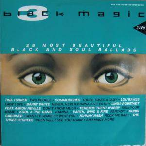 Black Magic 3 - Cover