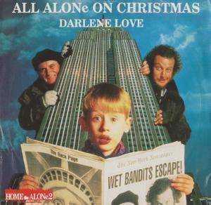 Cover - Capitols, The: All Alone On Christmas