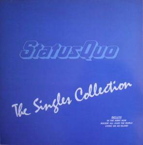 Status Quo: Singles Collection, The - Cover