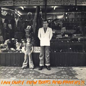Ian Dury: New Boots And Panties!! (LP) - Bild 1