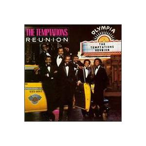 The Temptations: Reunion - Cover