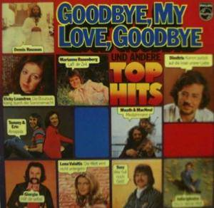 Cover - Dimitris: Goodbye, My Love, Goodbye & Andere Top Hits