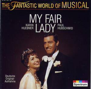 Frederick Loewe: My Fair Lady - Cover