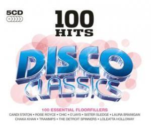 100 Hits Disco Classics - Cover