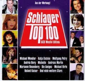 Schlager Top 100 - Cover