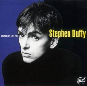 Cover - Stephen Duffy: Because We Love You