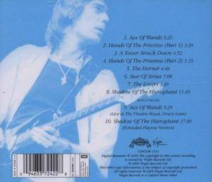 Steve Hackett: Voyage Of The Acolyte (CD) - Bild 3