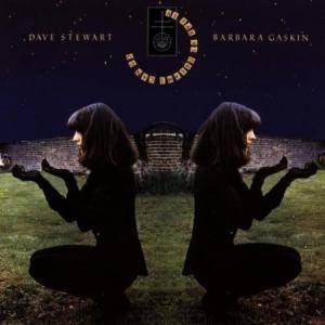 Cover - Dave Stewart & Barbara Gaskin: As Far As Dreams Can Go