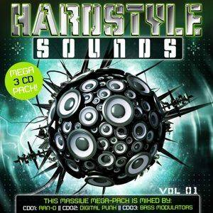 Cover - Kronos: Hardstyle Sounds Vol. 01