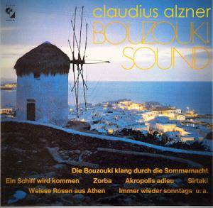 Cover - Claudius Alzner Orchester: Holiday In Greece Bouzouki Sound