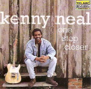 Cover - Kenny Neal: One Step Closer