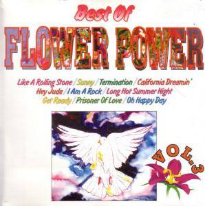 Best Of Flower Power Vol. 3 - Cover