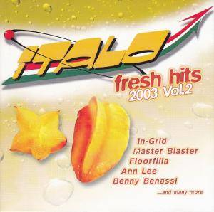 Cover - Bobby Summer: Italo Fresh Hits 2003 Vol. 2