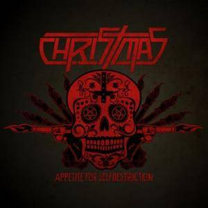 Christmas: Appetite For Selfdestruction - Cover